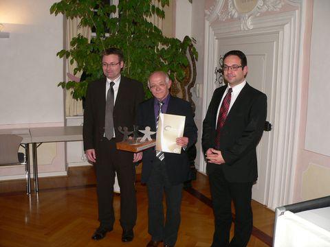 Jugendpreisträger Hafner