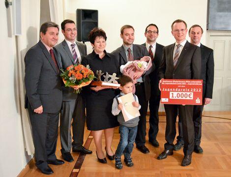 Jugendpreisträgerin Spanner-Heigl